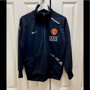 Nike Manchester United Soccer Jacket Men's Medium